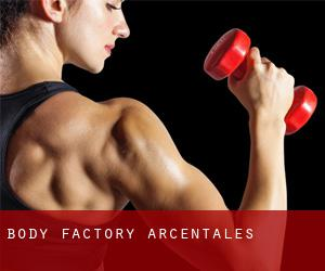 Body Factory Arcentales