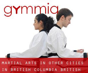 Martial Arts in Other Cities in British Columbia (British Columbia)