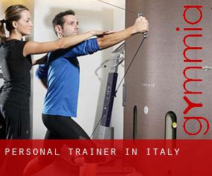 Personal Trainer in Italy