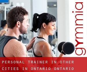 Personal Trainer in Other Cities in Ontario (Ontario)