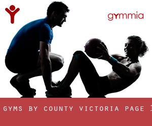 Gyms by County (Victoria) - page 1